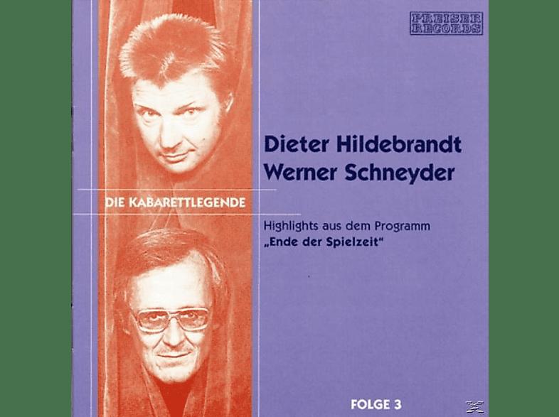 Hildebrt - Die Kabarettlegende Folge 3 - (CD)