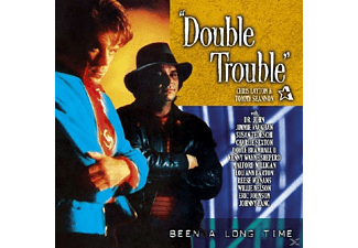 Double Trouble - Been A Long Time  - (CD)