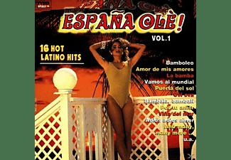 16 Titel - Espana Ole  - (CD)