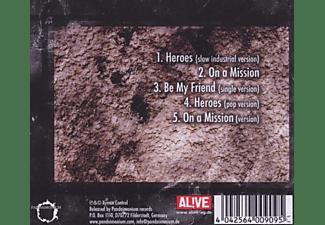 Clan Of Xymox - Heroes  - (CD)