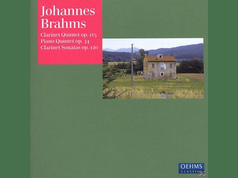 Manno & Perl - Kammermusik op.115/op.34/op.120 [CD]
