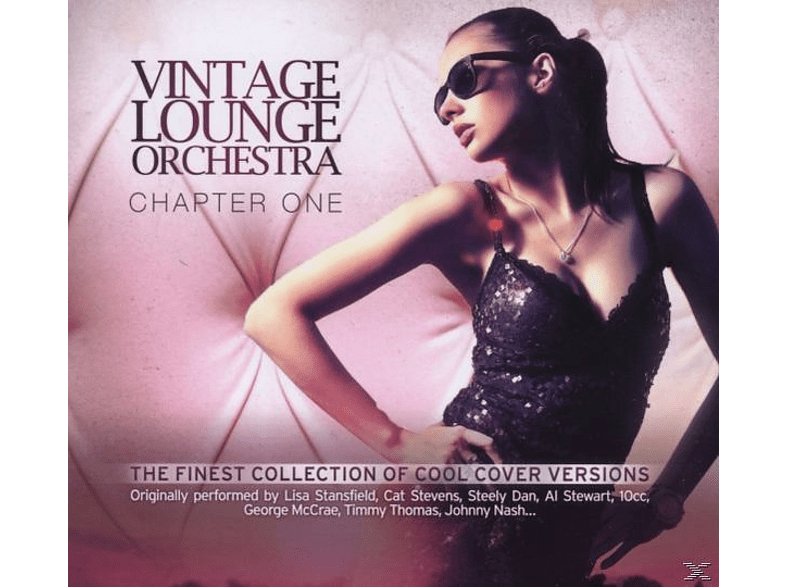 Vintage Lounge Orchestra, VARIOUS - Vintage Lounge Orchestra-Chapter One [CD]