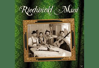 Riedwinkl Musi - Volksmusik Instrumental  - (CD)