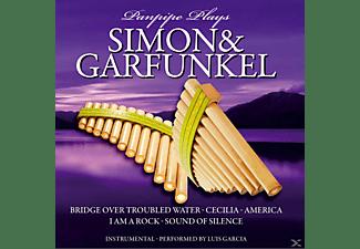 Luis Garcia - Panpipe Plays Simon & Garfunkel  - (CD)