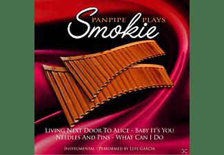 Luis Garcia - Panpipe Plays Smokie  - (CD)
