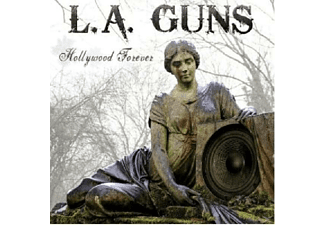 The L.a.guns - Hollywood Forever  - (Vinyl)