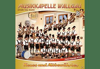 Musikkapelle Wallgau - Neues und Altbewährtes  - (CD)