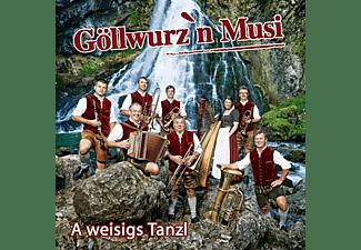 Göllwurz'n Musi - A weisigs Tanzl-Instrumental  - (CD)