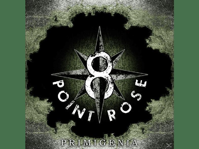 8-point Rose - Primigenia [CD]