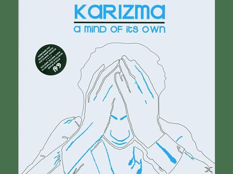 Karizma - A Mind Of Its Own [CD]