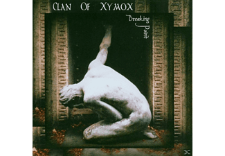 Clan Of Xymox - breaking point  - (CD)