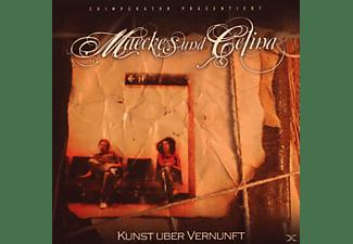 Maeckes & Celina, Maeckes Und Celina - Kunst Über Vernunft  - (CD)