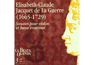 La Beata Olanda - Sonaten Für Violine Und BC  - (CD)