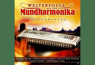 Paolo Mancini - Welterfolge a.d.Mundharmonika  - (CD)