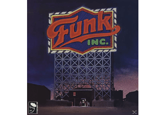 FUNK INC. - Funk Inc.  - (Vinyl)