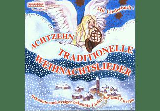 VARIOUS - Weihnachtslieder, Achtzehn Trad  - (CD)