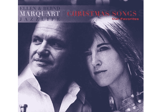 Marquart Ellen+bernd - Christmas Songs Our Favorites - (CD)