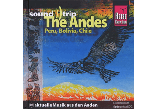 Soundtrip - The Andes (Peru,Bolivien,Chile)  - (CD)
