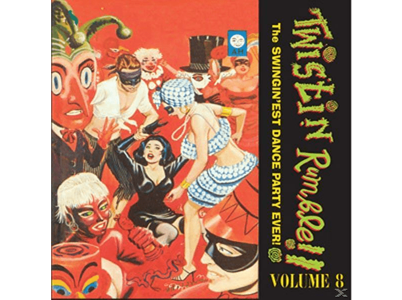 VARIOUS - Twistin' Rumble Vol.8 [Vinyl]