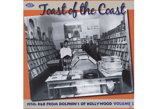 VARIOUS - Toast Of The Coast - (CD)