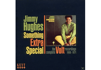 Jimmy Hughes - Something Extra Special - Complete Volt Recordings - (CD)