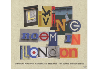 Living Room In London - Living Room In London - (CD)