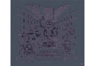 Apparat Orchestra Of Bubbles, Apparat - The Devil's Walk (Deluxe Edition) - (CD)