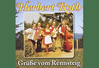 Herbert Und Sein Ensemble Roth - Grüße Vom Rennsteig  - (CD)