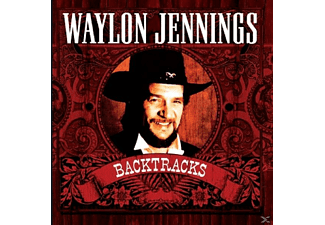 Waylon Jennings - Backtracks  - (CD)