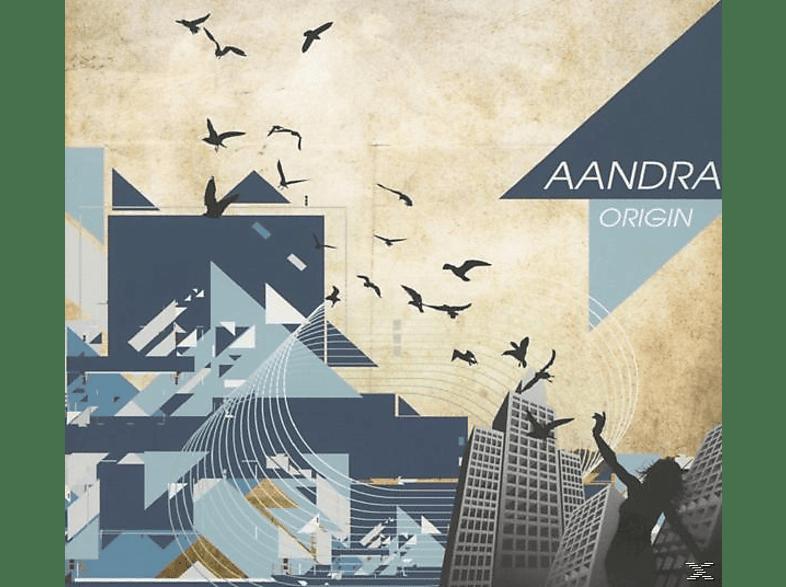 Aandra - Origin [CD]