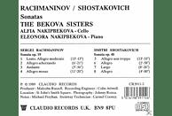 The Bekova Sisters - The Bekova Sisters-Voume 1 [CD]