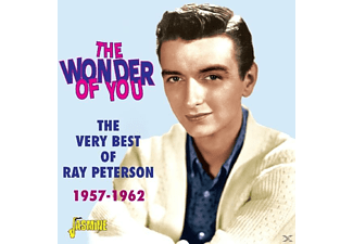 Ray Peterson - The Wonder Of You  - (CD)