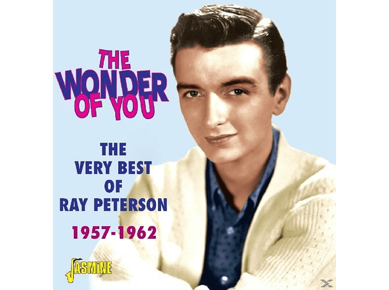 Ray Peterson - The Wonder Of You [CD]