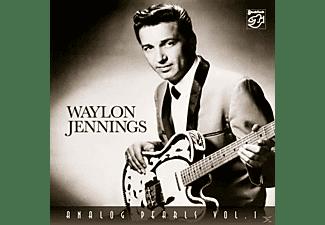Waylon Jennings - Analog Pearls Vol.1  - (SACD Hybrid)