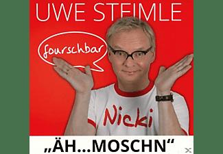 Uwe Steimle - Äh...Moschn  - (CD)