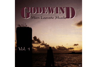 Godewind - Mien Leevste Musik-Vol.1  - (CD)
