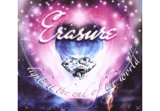 Erasure - Light At The End Of The World  - (CD)