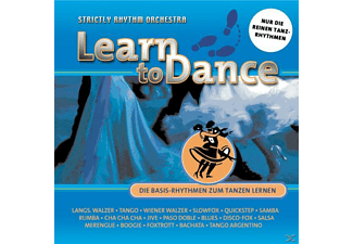 Strictly Rhythm Orchestra - Learn To Dance-Die Basis Rhythmen Zum Tanzen Ler  - (CD)