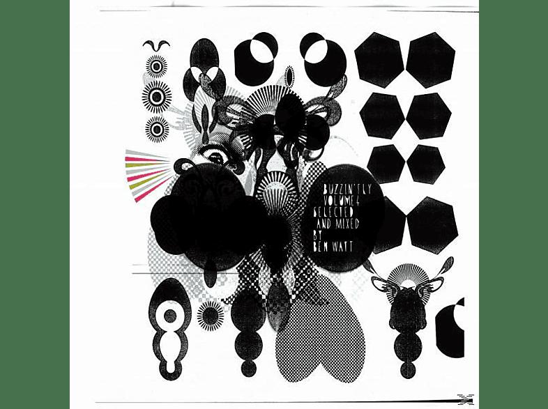 VARIOUS - buzzin fly vol.4 [CD]