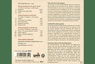 Jerusalem Quartet - Streichquartete 2,4 & 6 [CD]