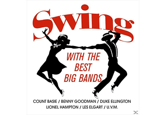VARIOUS - Swing With The Best Big Bands  - (CD)
