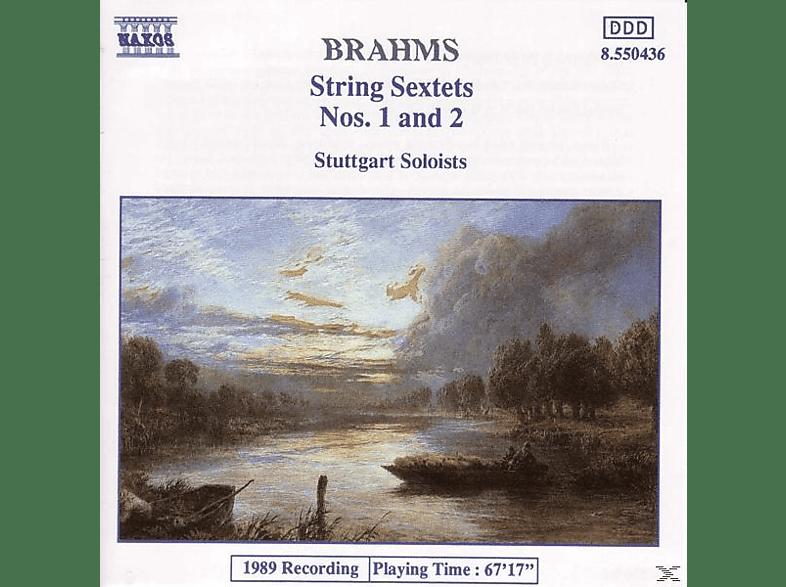 Stuttgarter Streichsextett - Streichsextette 1+2 [CD]