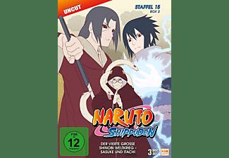 Naruto Shippuden - Staffel 15 - Box 2 (Folgen 555-568) DVD