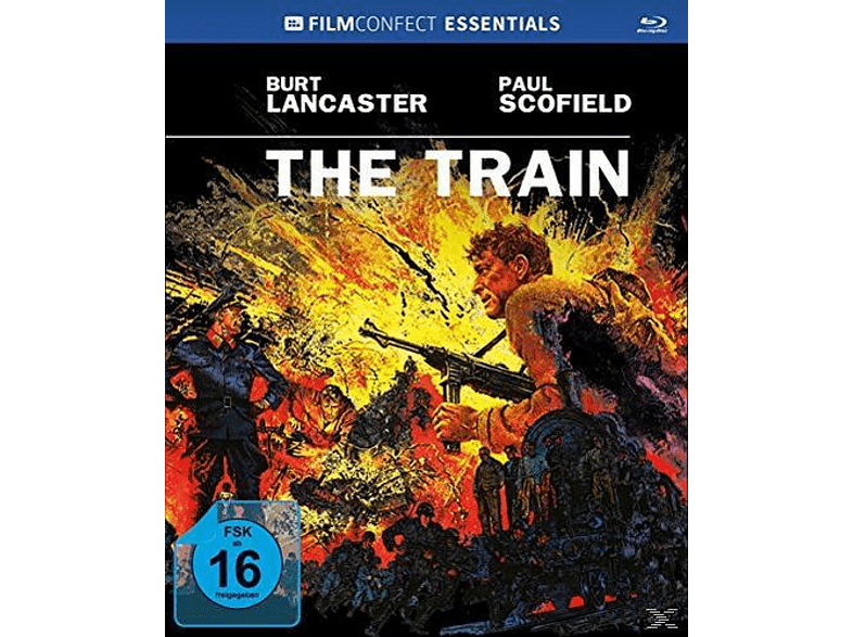 The Train (Mediabook) [Blu-ray]