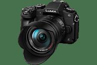 PANASONIC Lumix DMC-G81HAEGK Systemkamera 16 Megapixel mit Objektiv 14-140 mm , 7.5 cm Display   Touchscreen, WLAN