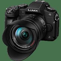 PANASONIC Lumix DMC-G81 schwarz mit Objektiv Lumix G Vario 14-140mm 3.5-5.6 ASPH OIS - Ausstellungsstück