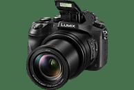 PANASONIC Lumix DMC-FZ2000 LEICA Bridgekamera Schwarz, 20.1 Megapixel, 20x opt. Zoom, TFT-LCD, WLAN