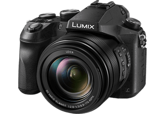 PANASONIC Lumix DMC-FZ2000 LEICA Bridgekamera Schwarz, 20x opt. Zoom, TFT-LCD, WLAN