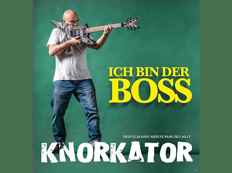 Knorkator - Ich bin der Boss (Fan Edition) [CD + DVD Video]