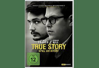 True Story - Spiel um Macht DVD